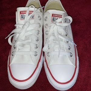 CONVERSE brand new- never worn! All star white